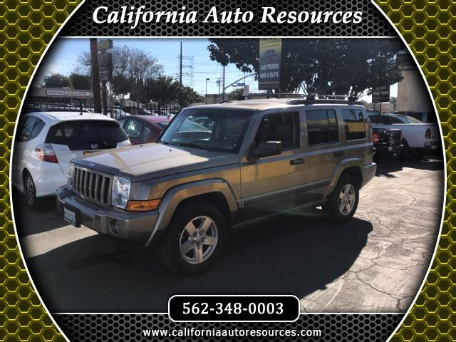 2006 Jeep Commander 2WD 4dr Sport