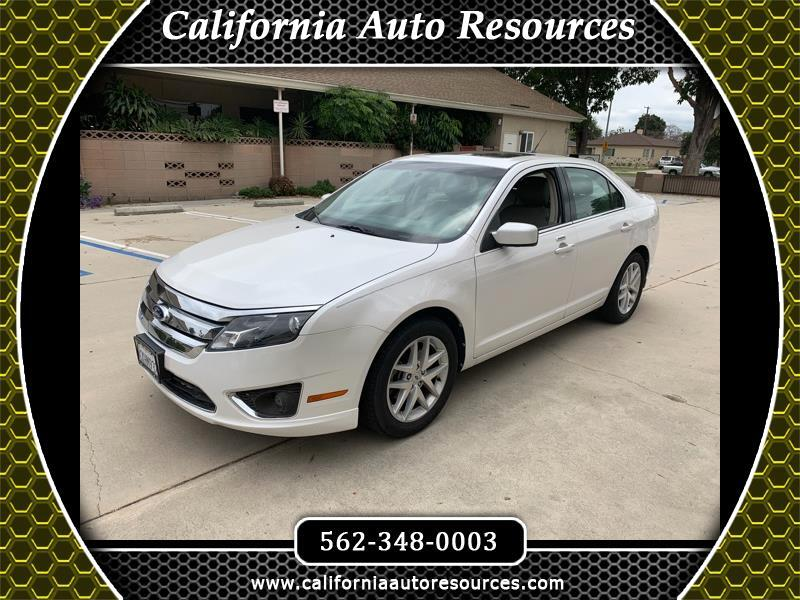 2011 Ford Fusion 4dr Sdn V6 SEL FWD