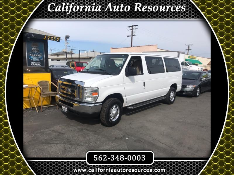 2009 Ford E-350 Super Duty E-350 XLT Super Duty