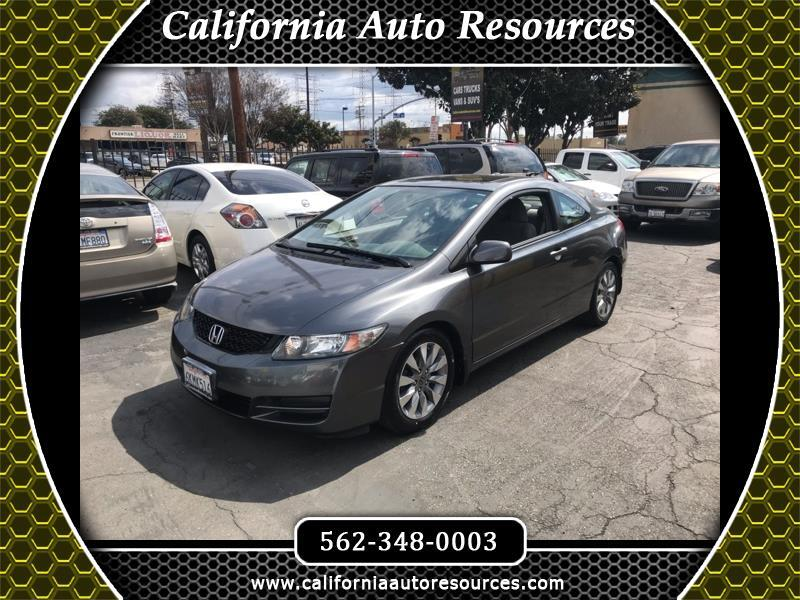 2009 Honda Civic 2dr Cpe EX Auto w/Side Airbags