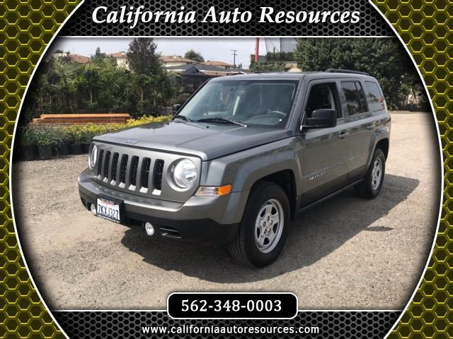 2014 Jeep Patriot 2WD 4dr Sport