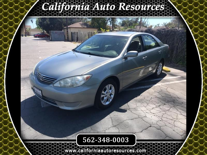 2005 Toyota Camry 4dr Sdn LE V6 Auto