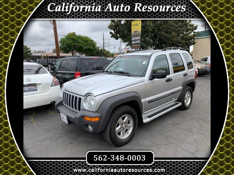 2002 Jeep Liberty Sport 2WD