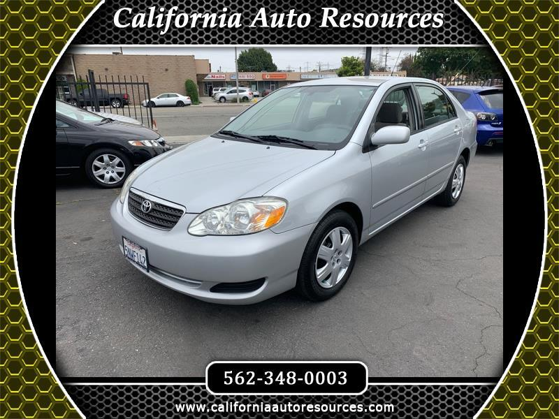 2005 Toyota Corolla LE 4-Speed AT