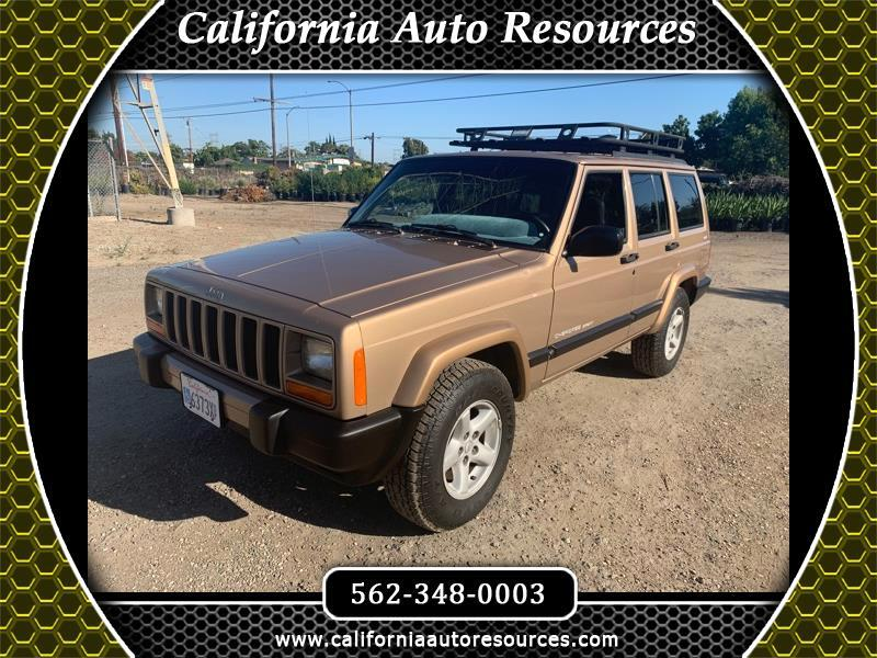 1999 Jeep Cherokee Sport 4-Door 4WD