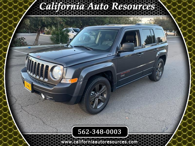 Jeep Patriot FWD 4dr 75th Anniversary 2017