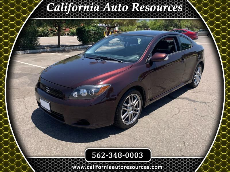 Scion tC Sports Coupe 5-Spd MT 2010