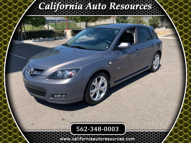 Mazda Mazda3 Hatchback FWD Auto w/Preferred Pkg 2008