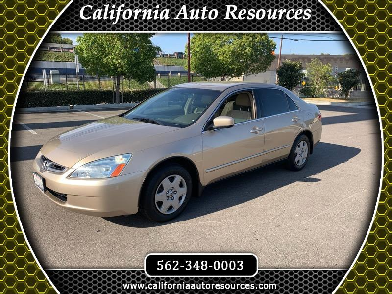Honda Accord 4dr Sedan Auto LX w/ABS 2005