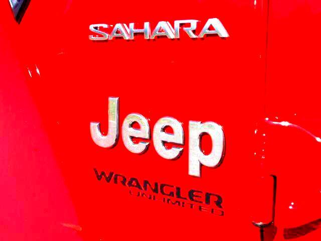 Jeep Wrangler Unlimited Sahara 2018