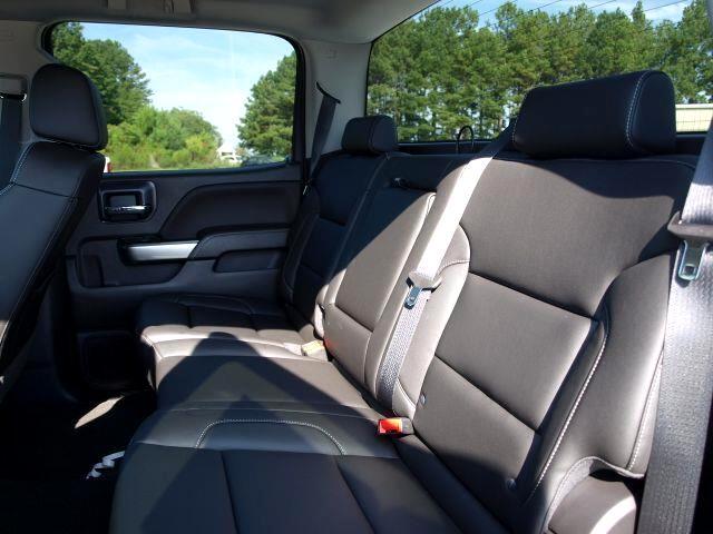 Chevrolet Silverado 1500 LT Crew Cab 2WD 2018