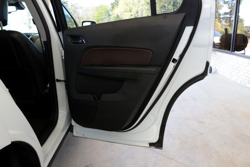 Chevrolet Equinox LTZ AWD 2015