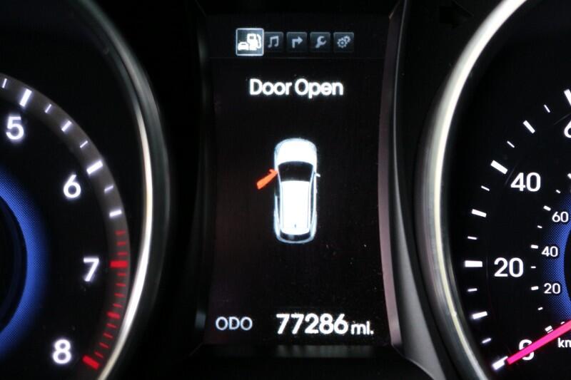 Hyundai Santa Fe Limited FWD 2013