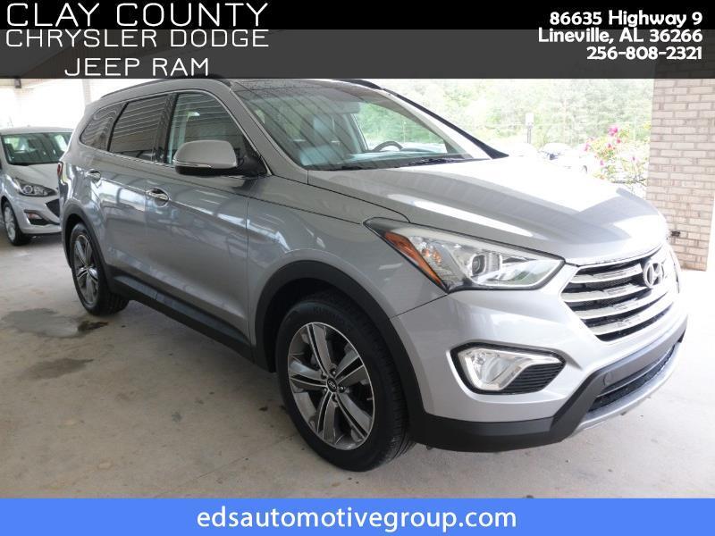 2013 Hyundai Santa Fe Limited FWD