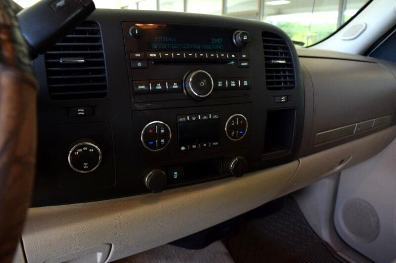 GMC Sierra 1500 SLE Ext. Cab 4WD 2013