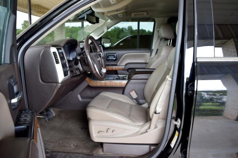 GMC Sierra 1500 SLT Crew Cab Short Box 4WD 2015