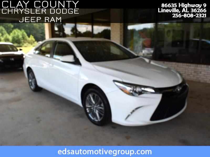 2017 Toyota CAMRY LE/X SE