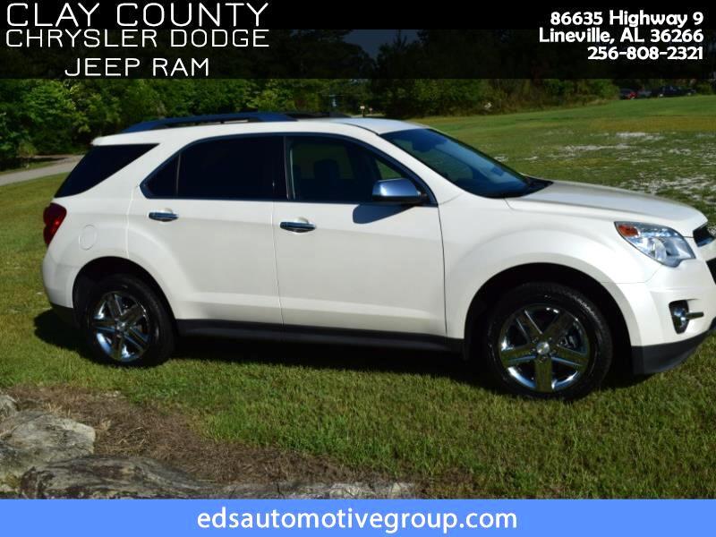 2014 Chevrolet EQUINOX LT LTZ 2WD