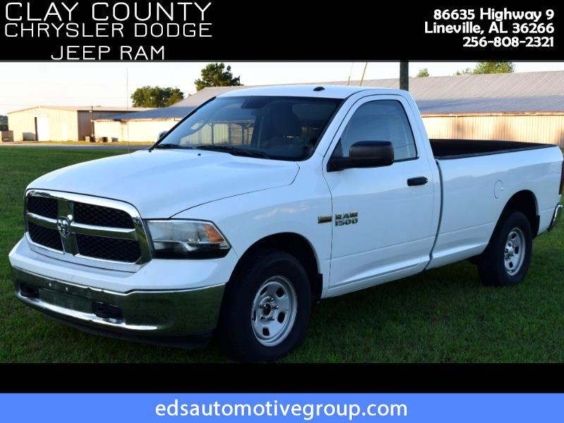 RAM 1500 Tradesman Regular Cab LWB 4WD 2014