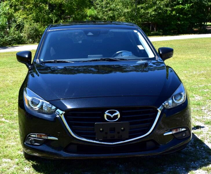 Mazda MAZDA3 s Grand Touring AT 5-Door 2017