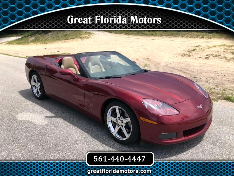 Chevrolet Corvette Convertible LT3 2007