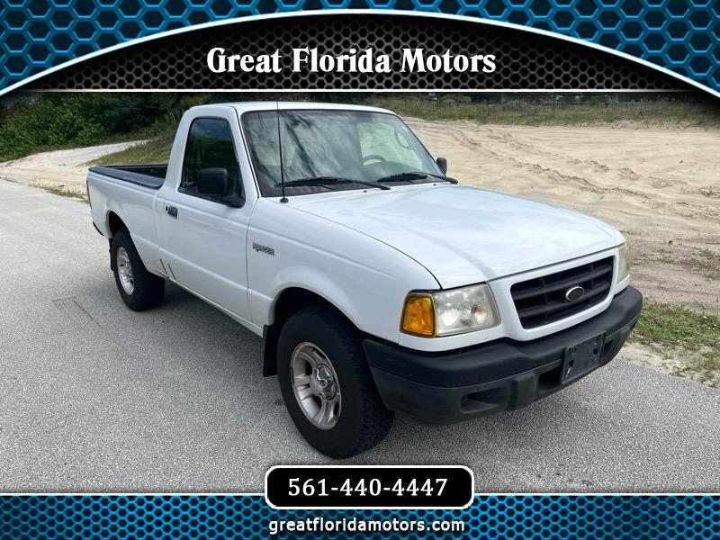 Ford Ranger XL Short Bed 2WD - 311A 2003