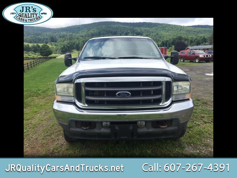 Ford F-250 SD Lariat Crew Cab Long Bed 4WD 2002