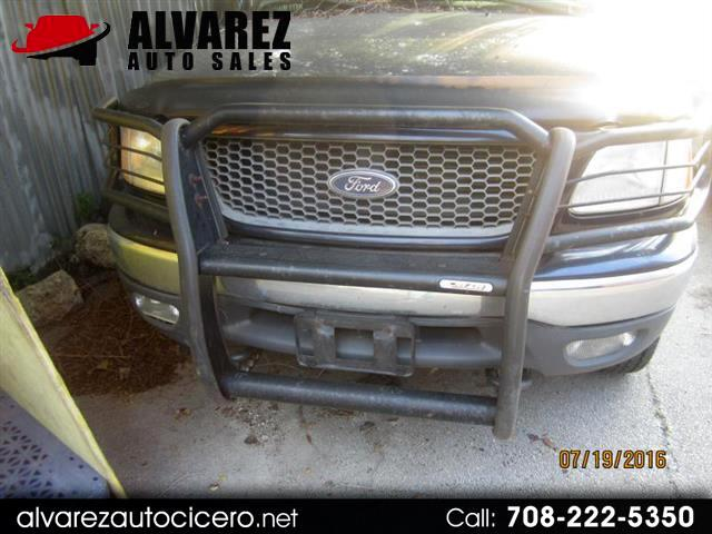 Ford F-150 WS SuperCab Long Bed 4WD 2000