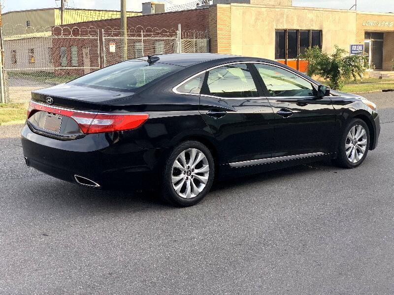 2013 Hyundai Azera 3.3L