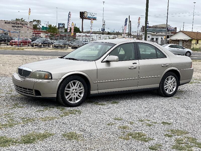 2003 Lincoln LS V8 Sport