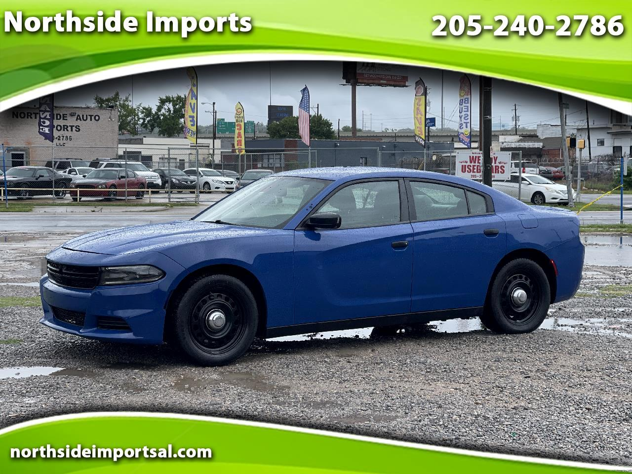 Dodge Charger 4dr Sdn Police AWD 2016