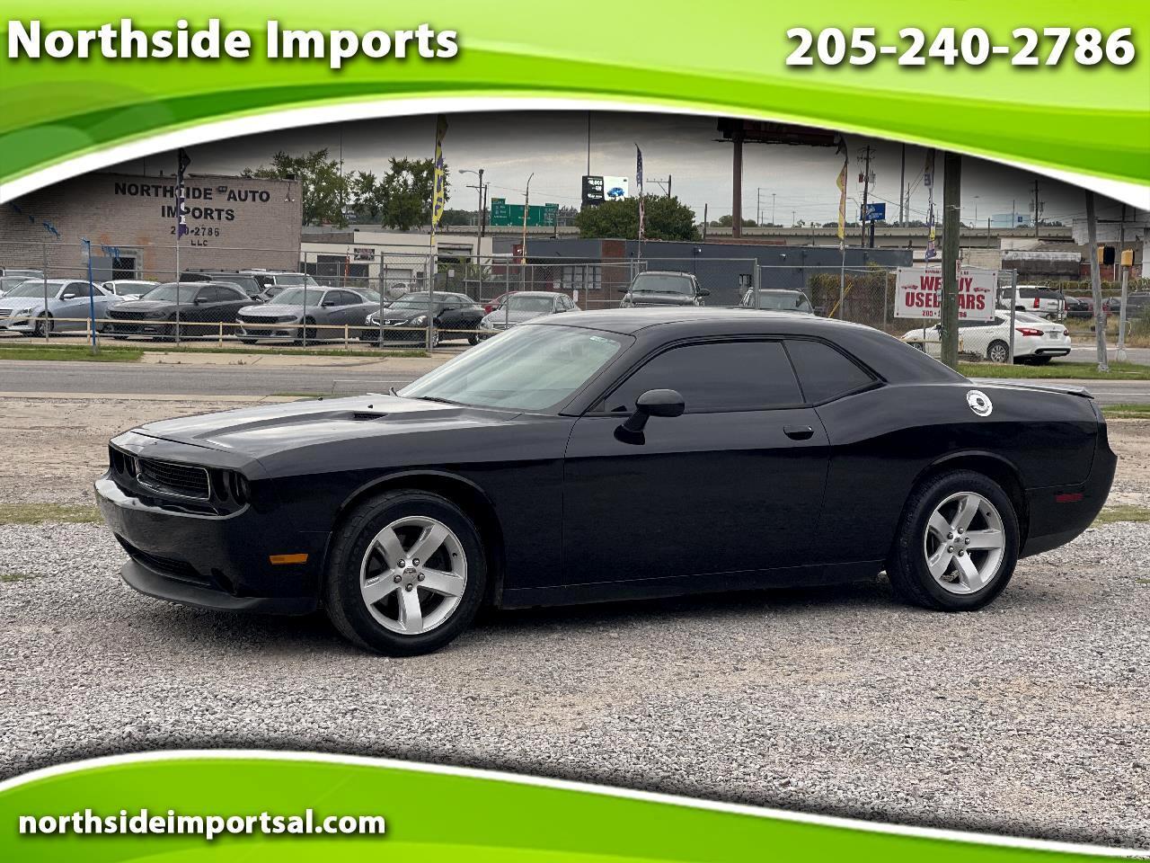 Dodge Challenger 2dr Cpe SXT 2013