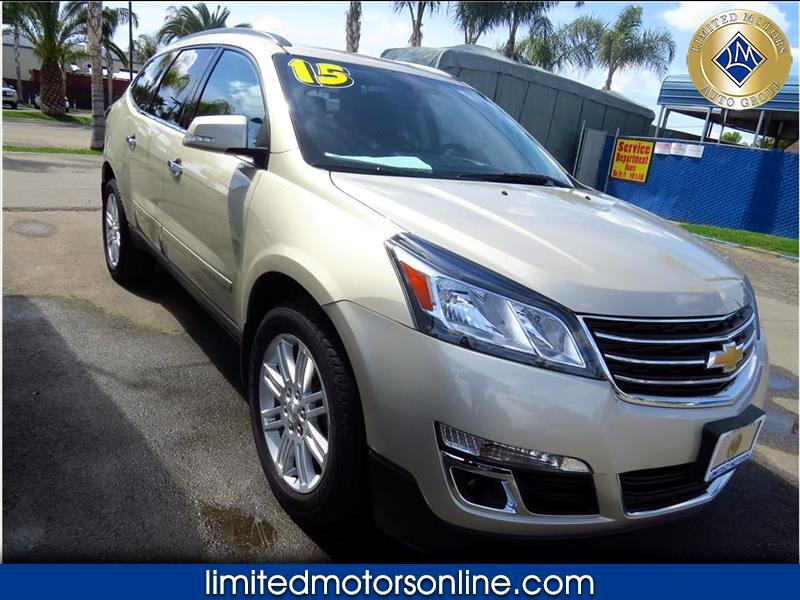 Used 2015 Chevrolet Traverse For Sale In Bakersfield Ca
