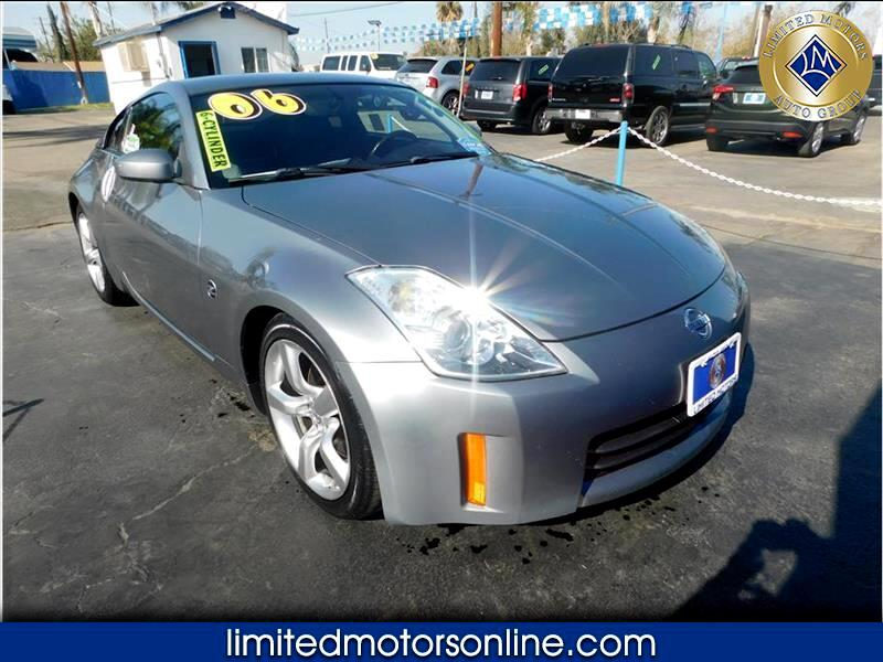 Nissan 350Z Enthusiast Coupe 2006