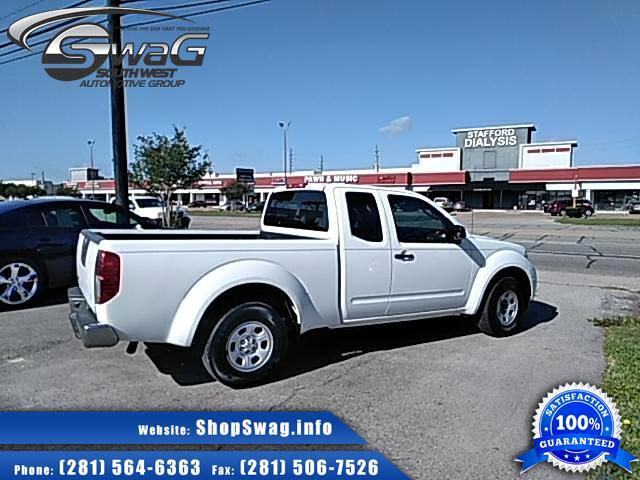 2011 Nissan Frontier SV I4 King Cab 2WD