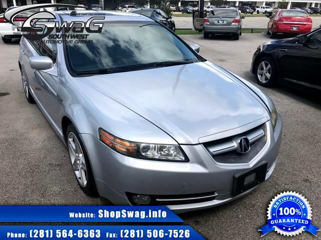 Used Acura TL For Sale In Stafford TX SWAG Southwest - Used 2005 acura tl