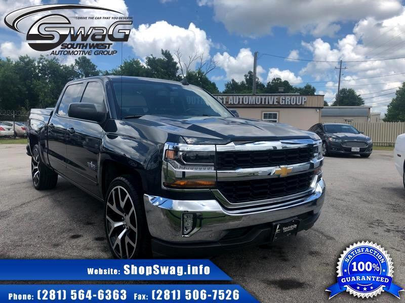 2017 Chevrolet Silverado 1500 LT Crew Cab 2WD