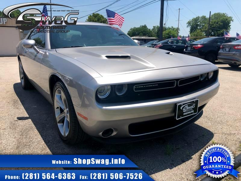 2015 Dodge Challenger 2dr Cpe