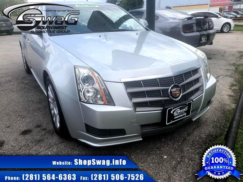 Cadillac CTS 3.0L Base 2010