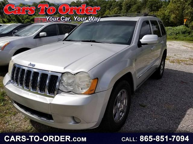 2009 Jeep Grand Cherokee Limited 4x4