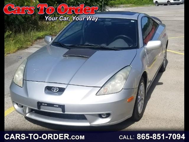 2001 Toyota Celica 2dr Coupe GT 5-Spd