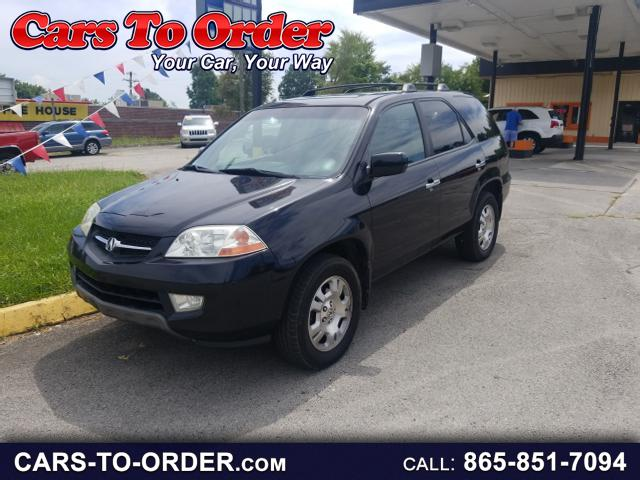 2002 Acura MDX Sport Package