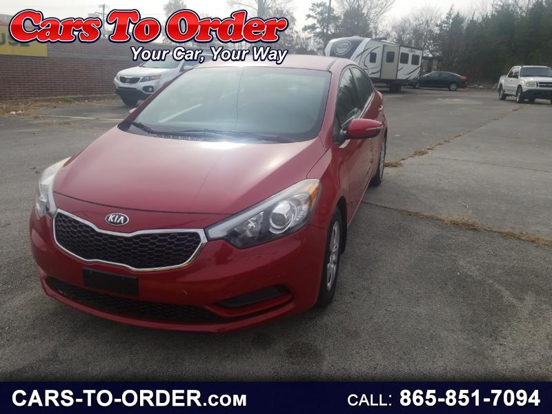 2015 Kia Forte LX w/Popular Package