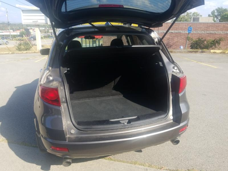 Acura RDX 5-Spd AT with Technology Package 2007