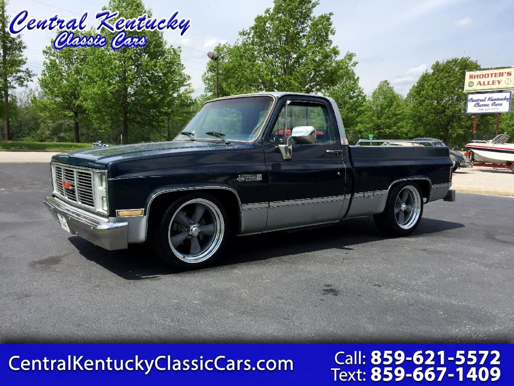 1985 GMC C/K 1500 Regular Cab 2WD