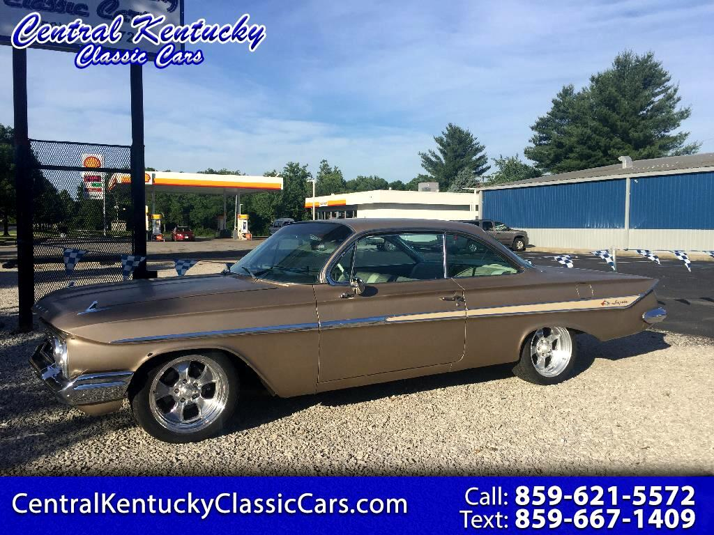 1961 Chevrolet Impala Hard Top Sport Coupe