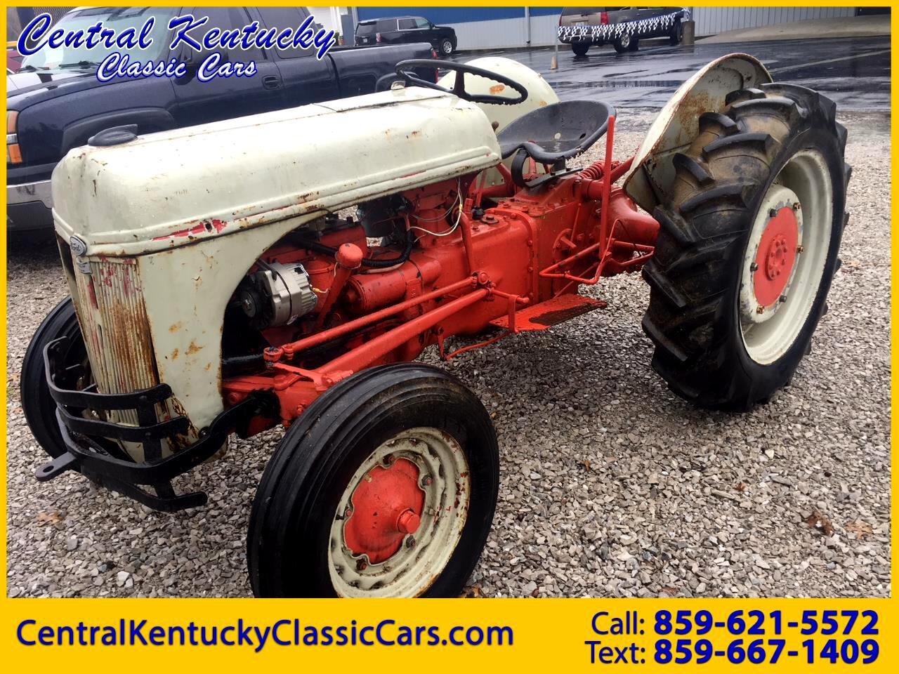 1960 Ford Farm Ferguson System