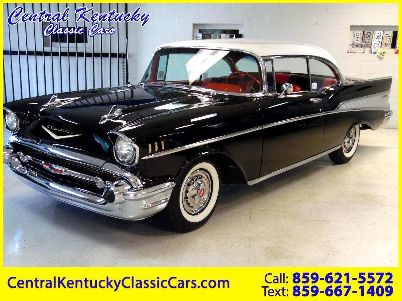 Used 1957 Chevrolet BelAir Sold in Paris KY 40361 Central