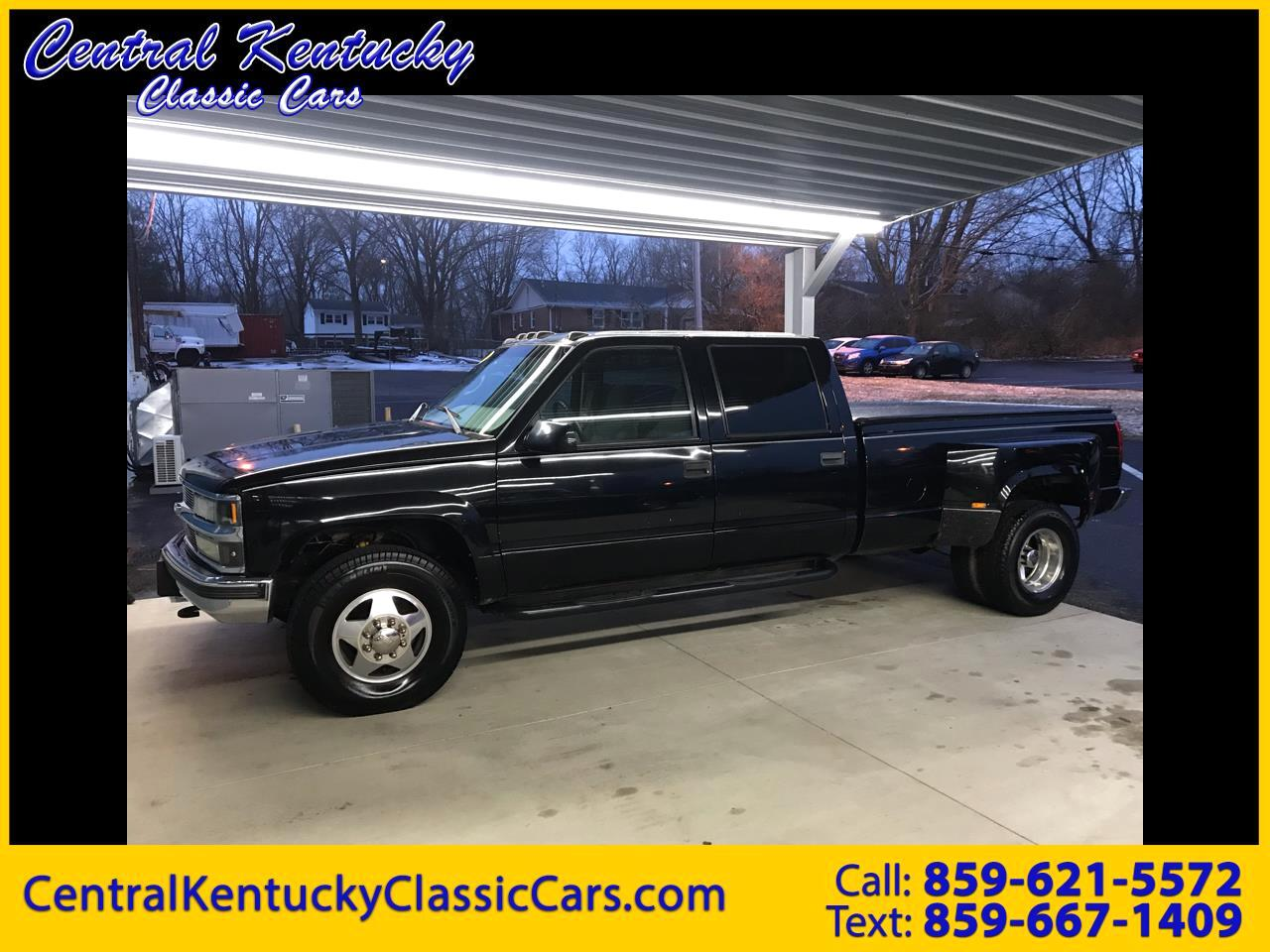 Chevrolet C/K 3500 Crew Cab Long Bed 4WD 1999