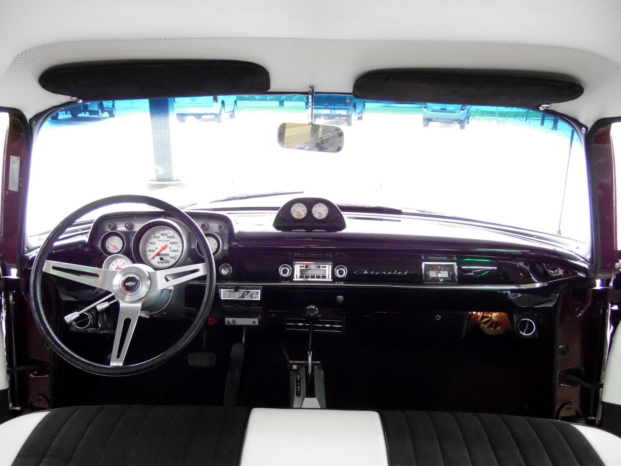 1957 Chevrolet BelAir Semi-(Pro Touring)